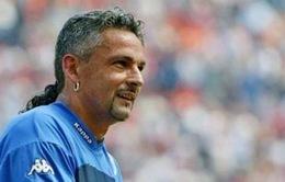 Baggio rời khỏi Liên đoàn bóng đá Italia