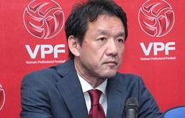 Tanabe sẽ thu hút đầu tư ngoại vào bóng đá Việt Nam