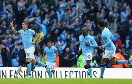 Trước derby, Mancini dùng chiêu khích tướng