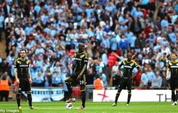 Chelsea rời FA Cup với tinh thần cao thượng
