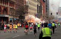 Đánh bom kinh hoàng ở Boston