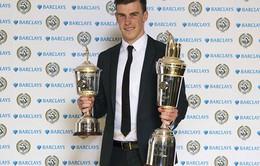 Bale giành cú đúp danh hiệu lớn của PFA