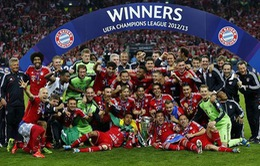 Toàn cảnh Champions League 2012/13 qua những con số