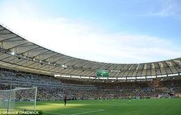 Sân Maracana sôi động trước thềm World Cup 2014