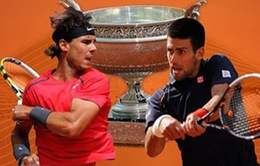 Nadal đại chiến Djokovic ở bán kết trong mơ
