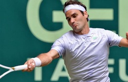 Sau gần 1 năm, Federer mới lại vô địch