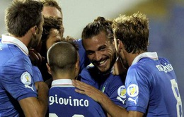 Confed Cup:  Không dễ đâu, Azzurri!