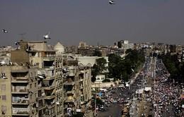 Ai Cập: Nóng từng giờ
