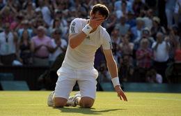 Murray quên cảm ơn mẹ sau khi vô địch