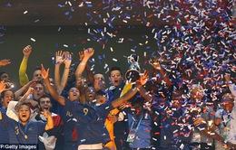 Chùm ảnh U20 Pháp lên đỉnh thế giới