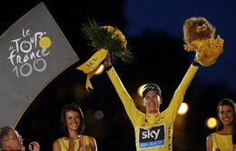 Chùm ảnh Chris Froome đăng quang ở Tour de France 2013