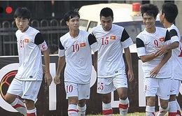 Thắng Myanmar 3-1, U-19 Việt Nam vào bán kết