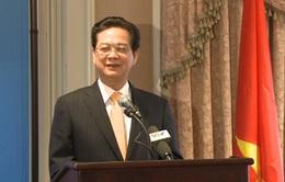 Bài phát biểu mở đầu đối thoại của Thủ tướng với DN Hoa Kỳ