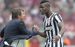 Torino 0-1 Juve: Tạo đà cho Champions League