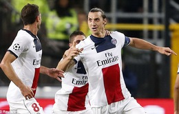 Bayern, PSG và Real xây chắc ngôi đầu