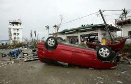 1.200 người Philippines thiệt mạng vì siêu bão Haiyan