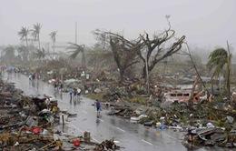 Miền Trung Philippines lúc này như địa ngục trần gian