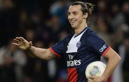 Ibrahimovic ủng hộ Ronaldo và Messi giành QBV