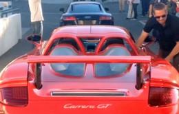 Paul Walker bình thản leo lên chiếc xe tử thần