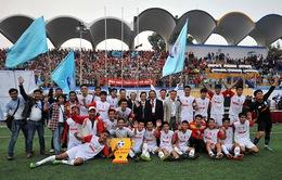 ĐH Thuỷ lợi vô địch giải sinh viên toàn quốc Cúp Viettel