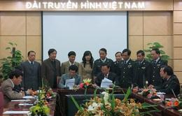 Đài THVN và Thanh tra Chính phủ ký kết Chương trình phối hợp thông tin, tuyên truyền