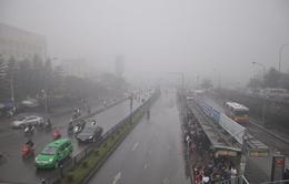 Bắc Bộ có sương mù, Nam Bộ khô hanh