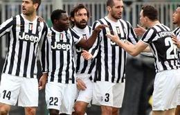 Bây giờ, Juve vô đối ở Serie A