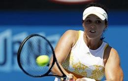 Australian Open: Nhiều hạt giống đơn nữ rơi rụng ngay vòng 1