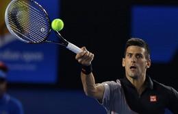 Australian Open: Djokovic dễ dàng vào vòng 4