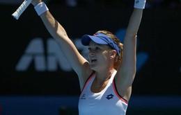 Đương kim vô địch Australian Open đã bị loại