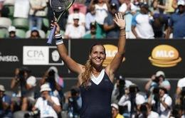 Australian Open: Cibulkova - tay vợt Slovakia đầu tiên vào CK Grand Slam