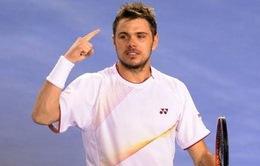Australian Open: Wawrinka sung sướng không nói nên lời