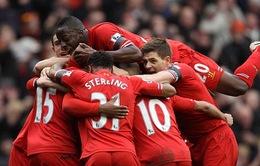 Liverpool 5-1 Arsenal: 20 phút ác mộng từ những chữ S