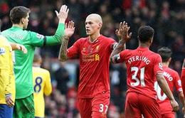 Đầu bảng Arsenal thua đau Liverpool: Lịch sử lặp lại?