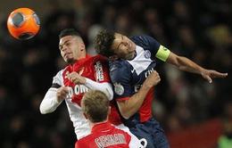 AS Monaco 1-1 PSG: Silva tiếc nuối 2 điểm đánh rơi