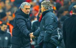 HLV Mourinho tiếc rẻ cơ hội tạo ra trong trận gặp Galatasaray