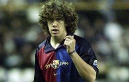 Những dấu son đáng nhớ của Puyol trong màu áo Barcelona
