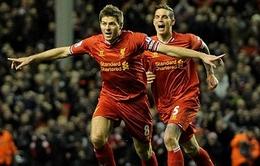 Ở tuổi 33, thủ quân Gerrard mới dám mơ về Premier League