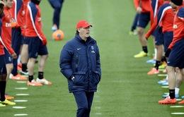 """HLV Blanc coi PSG là """"thợ học việc"""" ở Champions League"""