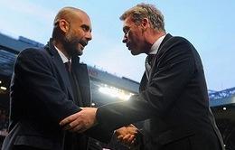 Guardiola: Hàng thủ có chiều sâu của Man Utd chơi hiệu quả
