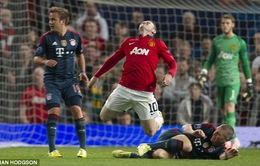 Rooney chơi khó Pep Guardiola trước trận tứ kết lượt về