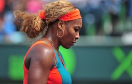 Serena không biết gì về đối thủ đã loại cô ở WTA Charleston