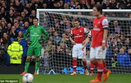 """Everton 3-0 Arsenal: Pháo thủ đại bại vì """"gián điệp"""" Arteta"""