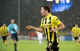 Tại Iduna Signal Park rạng sáng mai (9/4), hãy dè chừng Lewandowski!