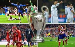 17h, ngày 11/4, bốc thăm BK Champions Leauge: Bayern đụng Real?