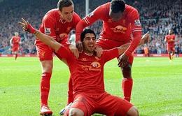 Liverpool – Man City: Lợi thế nghiêng về The Kop