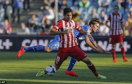 Diego Costa vẫn sẽ góp mặt trận gặp Chelsea ở BK Champions League