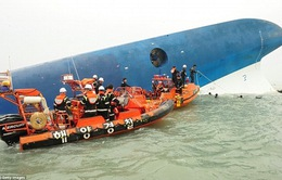 Khoảng trống bên trong tàu chìm là cơ hội sống sót cho các nạn nhân