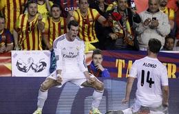 Real giành cúp Nhà vua, báo chí Anh hết lời ca ngợi Bale