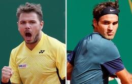 CK Monte Carlo, Federer – Wawrinka: Kinh nghiệm hay sức trẻ đăng quang?